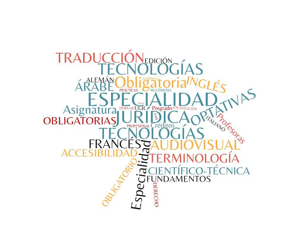 Máster Universitario en Traducción Profesional